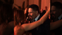 Joe Manganiello to Sofia Vergara -- Whoooa Oh Oh Oh ... Sweet Almost Wife O'Mine (VIDEO)