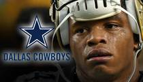 NFL's Corey White -- Yes, Cowboys Cut Me Over Clothes