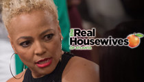 Kim Fields -- 'RHOA' Can Wait ... I Got Math Homework