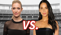 Kristin Cavallari vs. Olivia Munn -- Who'd You Rather?!