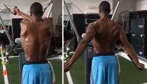 Dwyane Wade -- My Back's All Jacked Up (Video)