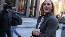 Holly Holm -- Ronda's Not On My Xmas List ... But We Can Be Friends (VIDEO)