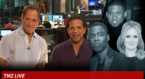 TMZ Live: Chris Rock: That Girl is NOT My Daughter!