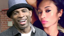 Deion Sanders -- Scores Ex-Wife's Cash in Huge Legal Victory