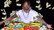 Future's Tour Rider -- Keep My Powder White ... On My Doughnuts
