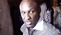 Lamar Odom -- Prosecution for Coke Possession Unlikely