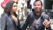Shane Mosley's Wife -- I'M NOT A BIGAMIST ... Sues Boxer For Defamation