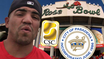 Victor Ortiz -- Sued Over Country Music Beatdown ... Boxer Claims BS