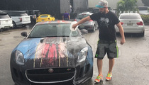 MLB's Alexei Ramirez -- I Spent $25k ... To Make My Car A Chameleon (VIDEO)