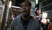 NFL's Rashad Jennings -- Hey 'Dancing with the Stars' ... PICK ME!!! (VIDEO)