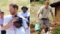 Prince Harry -- Reunites with Orphan ... Lasting Friendship