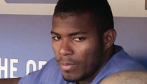 Yasiel Puig -- Insane Bar Brawl ... After MLB Star Pushes Sister
