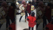 Black Friday Fights -- Don't Fall in Love with a Steamer!!!
