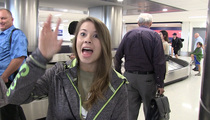 Bindi Irwin -- 'DWTS' Lowdown ... I'm Getting Paid, and I Didn't Fart!!!