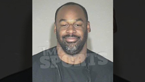Donovan McNabb BEGINS JAIL SENTENCE ... Behind Bars In AZ (Mug Shot)