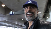 Rick Fox -- Retire BOTH Of Kobe's Numbers ... He Deserves It (VIDEO)