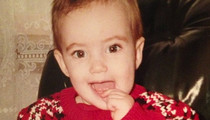 Guess Who This Snuggled-Up Sweetie Turned Into!