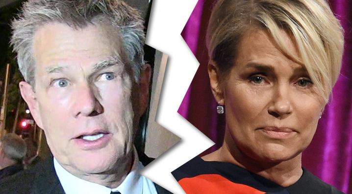Yolanda Foster & David Foster -- Before the Split | Photo ...
