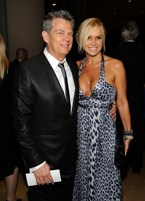 Yolanda Foster files for divorce from husband David Foster ...