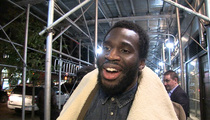 Prince Amukamara -- We Have Dance Battles ... In Giants Locker Room