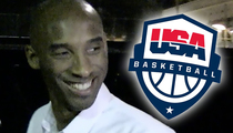 Kobe Bryant -- In the Running for 2016 USA Olympic Team