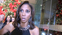 Holly Robinson Peete -- I'm Scared to Let My Son Play Football