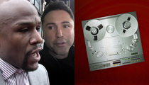 Floyd Mayweather -- Rips Oscar De La Hoya ... The Drugs Messed With His Brain