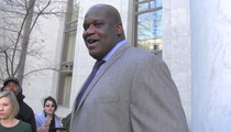 Shaq -- There's No Debate ... Kobe Should Retire #8 (VIDEO)