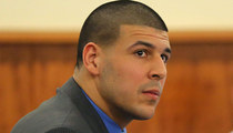 Aaron Hernandez -- Busted with Shank In Prison Cell