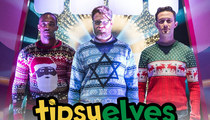 'Shark Tank' Co. Tipsy Elves -- Seth Rogen Is Decking Our Halls with Tons of Cash!!