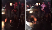 The Game -- Rival Rapper KNOCKED Out ... By Game's Manager (VIDEO)