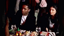 Kylie Jenner & A$AP Rocky -- Dinner Date with a Serving of Side-Eye (PHOTO & VIDEO)
