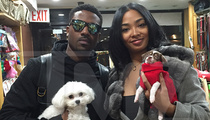 Ray J -- I Got A New Baby Too ... Furry Edition
