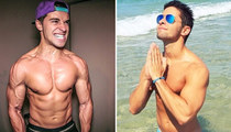 Jake Miller -- One Fine Lookin' Shirtless Jew For Your #MCM
