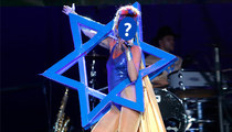 Guess Who's Sportin' the Star of David -- See The Hanukkah Hottie