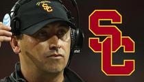 USC -- Sark Is a Liar ... Never Said He Was An Alcoholic