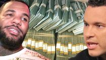 The Game -- No, Those Hundos Ain't Mine ... I Don't Flash My Own Cash