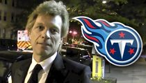 Jon Bon Jovi -- I'M NOT BUYING THE TITANS ... 'Just Rumors'