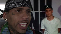 Kid Ink Fan Threatens to Sue After Crashing Stage ... And Getting Ass Whupped (VIDEO)