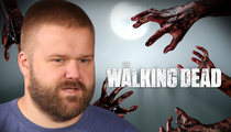 'Walking Dead' Creator -- Drop the Zombie Cigarillos!! Sues Merchandisers