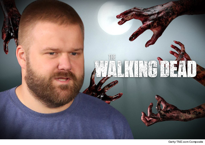 robert kirkman outcast