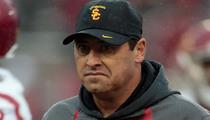 Steve Sarkisian -- HE BETRAYED US ... SC Football Players Say