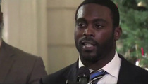 Michael Vick -- Campaigning for Animal Rights Bill ... 'Unlikely Advocate'