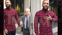 The Game -- My Lawyer's Like Freakin' Michael Jordan in Court (VIDEO)