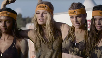 Victoria's Secret Angels -- Down & Dirty For Tough Mudder (VIDEO)