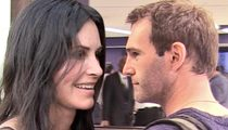 Courteney Cox -- I Don't Hate My Ex ... I Just Love L.A. More