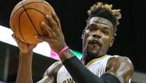NBA's Jeff Adrien Arrested -- Stole Mercedes from Valet ... Went On Ferris Bueller Joyride