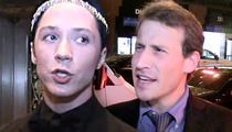 Johnny Weir -- One Last Chance to Lay Claim to Faberge Egg