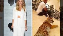 Floyd Mayweather -- Rips Chrissy Teigen ... Back Off My Tiger!