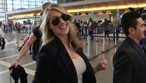 Kate Upton -- I Took Cornholing Way Too Seriously (VIDEO)